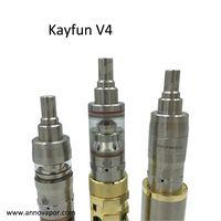 Kayfun V4 1:1 Clone Kayfun RDA Atomizer-- Anno Vapor