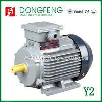 Y2 Motor Three Phase AC Induction Motor 220v Motor