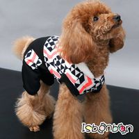 Isbonbon brand warm dog cloth