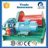 Cable Pulling Equipment 10Ton Electric Winch thumbnail image