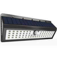 New Super bright 62 LED Waterproof Garden Solar Powered Motion Sensor Light For Home Outdoor Street