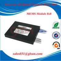 GLSUN 8x8 MEMS Fiber Optical Switch MEMS Module