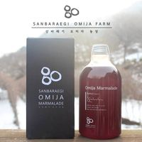 Omija marmalade (schizandra berries)