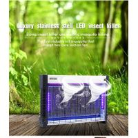 Eo friendly electricity UV LED double sucking fan mosquito killer, insect killer thumbnail image