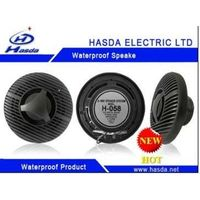 waterproof speaker for marine/motorcyclefor/bathroom/golf cart