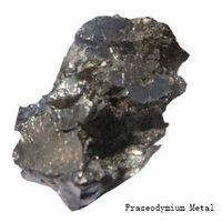 Praseodymium Metal