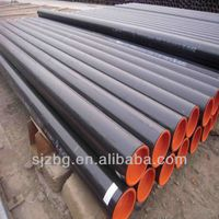 BG carbon steel pipe api 51 thermal conductivity steel pipe