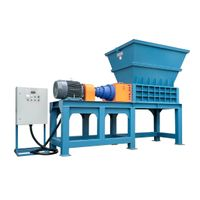 GS series of double-shaft Shredder