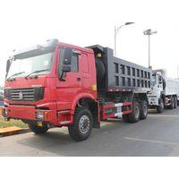 SINOTRUK HOWO 6x6 Off Road Dump Truck 336HP, 19.6CBM Capacity