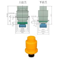 ZFB26B Swing drive / speed reducer for Excavator