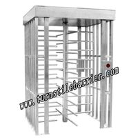 turnstile security gate traffic barrier boom door parking system waist height turnstile swing gate f thumbnail image