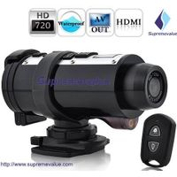 720P HD helmet camera with remote control can be used for Car Camera thumbnail image