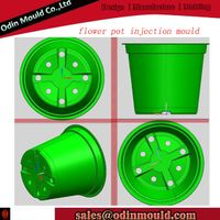 Painting Bucket Mould | Painting Pail injection Mold thumbnail image
