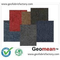 100gsm Filament PET/PP spunbonded needled punched non woven geotextile fabric