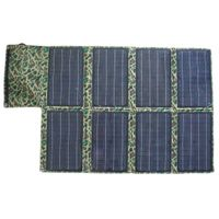 80W Portable Mono Solar Panel Mobile Phone Car Battery Laptop Charger