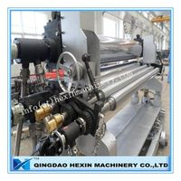 Calender machine cast glass , calender machine for patterned glass