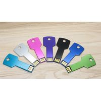 CaraUSB aluminum key usb stick color keys metal usb flash drives