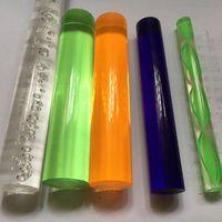Plexigass Rod Ø10mm x 1M Long Acrylic Clear Rod Perspex Clear Rod
