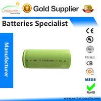 A Grade Quality Guaranteed Ni-MH M 13000mAh 1.2V Battery