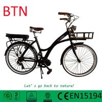 BTN 2016 EN15194 250/350W 26inch adult electric bike