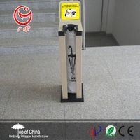 new products for Hotel equipment umbrella wrapping machine