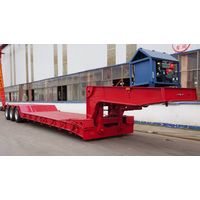CIMC 3 Axle Lowboy Trailer For Sale In Africa | Choosing a Detachable Gooseneck Lowboy Trailer Guide