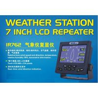 Weather Station 7 Inch LCD Repeater Model No. IR762