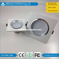 3W LED Down lights,high power led downlighting ,led celling lamp