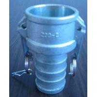 iron cast camlock coupling - C thumbnail image