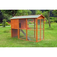 Wooden Chicken Coop (CKH008)