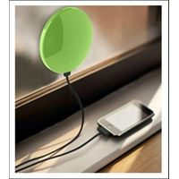 Built-in battery 1800mah and 5000mah portable solar mobile phone charger/solar cell phone charger/so