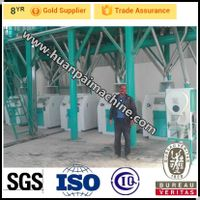 Hot sale with good quality small scale wheat flour milling machine thumbnail image