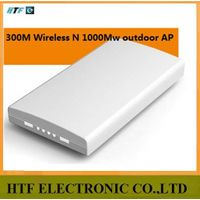 300M Wireless single reciever and with Networking Equipmet1000Mw Outdoor wifi AP/CPE/Bridge