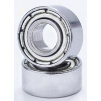 miniature bearing F682ZZ used in toys, skate shoes, electronics and machinery