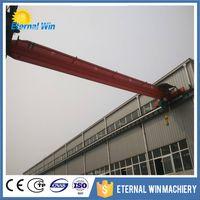 Singel girder 10 ton overhead crane