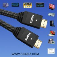 HDMI cable 1.4 with good quality and high speed thumbnail image