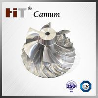 Customized Aluminum Precision 5 axis CNC Machining Parts