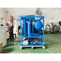 Upgrade Type Automatic Turbine Oil Purifier Machine Oil Filtration System thumbnail image