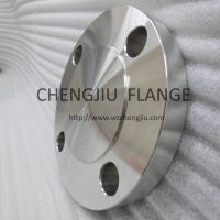 High precision GOST STANDARD BLIND FLANGE