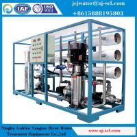 6000LPH Pure Water Treatment System / Water Filtration System