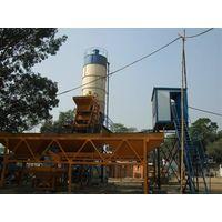 HZS25 cement/concrete mixing plant thumbnail image