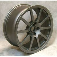 Forged Alloy Wheel (10-spoke)