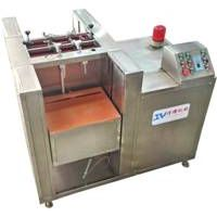 Automatic one way V cut machine