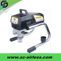 SCentury 1300w ST6230 high pressure spray paint machine