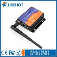 Serial RS232 RS485 to Wifi 802.11 b/g/n and Ethernet Converter thumbnail image