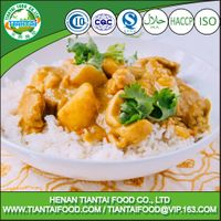 import china products canned curry chicken