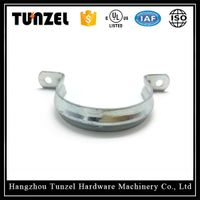 EMT 2 two hole conduit strap by china oem factory