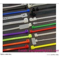 Nylon cable tie series