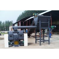 Biomass Straw Briquetting Press(KJY-1000) thumbnail image