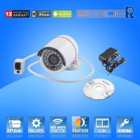 Latest Security Equipment 1080p 2 Megapixel Outdoor Camera With IP66 Waterproof Criterion